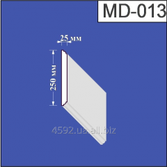 Molding of MD 013 25x250