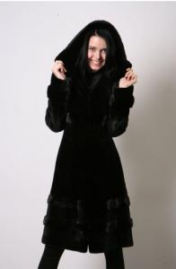 Coat mink M12/3