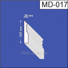 Molding of MD 017 30x165