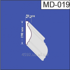 Molding of MD 019 50x190