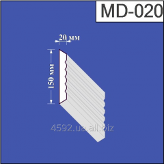 Molding of MD 020 20x150