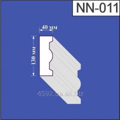 Platband of NN 011 40х130