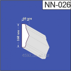 Platband of NN 026 60х160