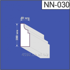 Platband of NN 030 40х100