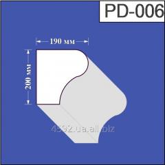 PD-006 190х200 window sill