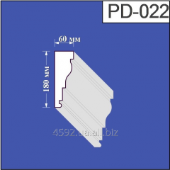 PD-022 60х180 window sill