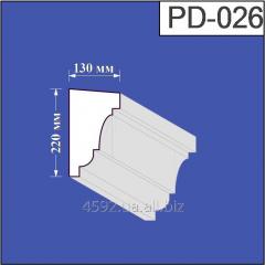 PD-026 130х220 window sill