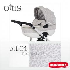Коляска  2 в 1 Adbor Ottis 01