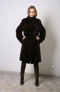 Coat mink M388