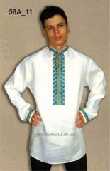 Factory Ukrainian men's shir