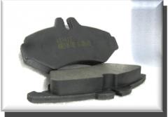 AST brake shoes back on VW Crafter (906) Mercedes