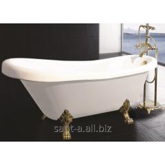 Bathtub on lion's paws of Appollo