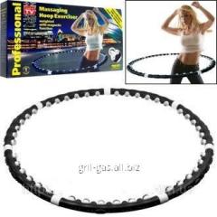 Massage hoop of Hula-hup of Massaging Hoop