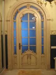 Двери арочные (Ужгород), арочные двери цены,