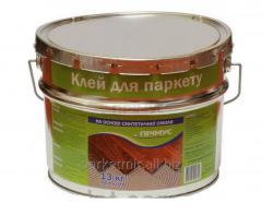 Synthetic parquet glue Kerosene stove of 13 kg.