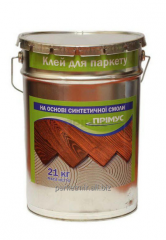 Synthetic parquet glue Kerosene stove of 21 kg.
