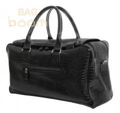 Дорожная сумка 1605A croco