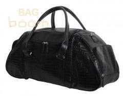 Дорожная сумка 1606A croco