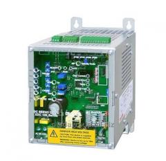 DC Servo XDC-110-25 power to regulate the motor