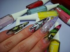 Типсы, типсы для ногтей, типсы для ногтей цена,
