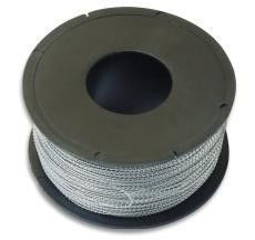 Wire sealing twisted scaffold + stainless steel of