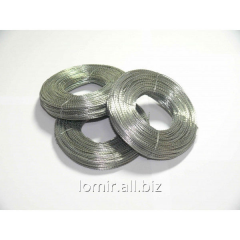 Wire sealing twisted: 1*0,5 + 1*0,3 mm (420 m/kg)