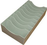 Tray for LB 9 banknotes (200*300*70 mm), 9 cells