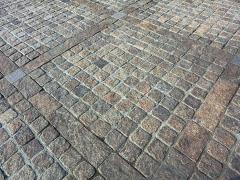 Stone blocks Kiev