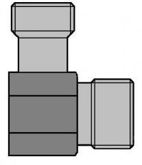 Union transitional double (corner)