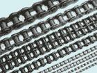 Цепи приводные роликовые однорядные и многорядные