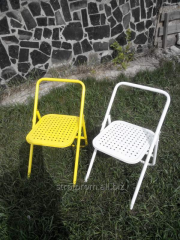 Chair folding for picnic