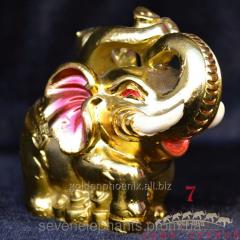 Статуэтка Слон с жезлом Жуи 8х7