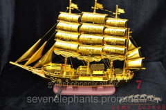 Figurine Ship (plastic) small lamp 38x50 55142822