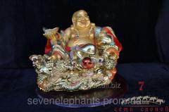 Figurine Hotya on a dragon 23х24