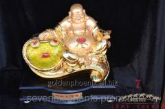Figurine Hotya with a bag 40х40