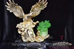 Figurine the Eagle with cabbage 52х40
