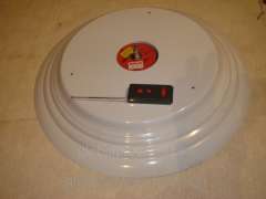Подъёмник для люстр ,лебёдка для люстр массой до 50 кг без декоративной накладки, с пультом дистанционного управления