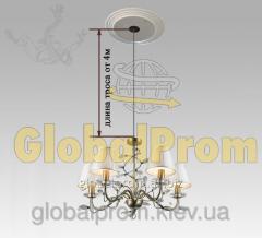 Электрический подъёмник для люстр  50 кг