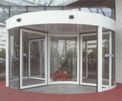 Doors rotary DORMA.