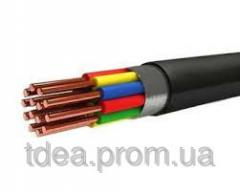 Cable control screened KVVGE 10h4