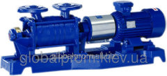 Hydro-Vacuum Pump priming SKA