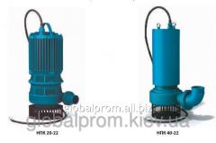 Pump sewer NPK 10-10