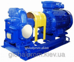Pump gear Sh, NMSh, NMShF, NMShG
