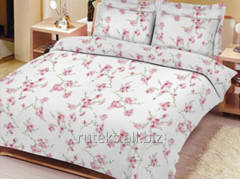 Bed linen for recreation facilities, hotels,