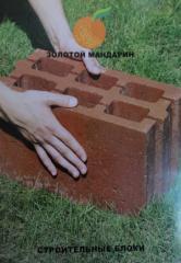 Блоки цементнопесчание,  керамзитние