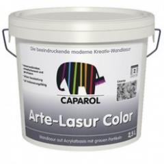 Венецианская штукатурка Caparol ArteLasur Color