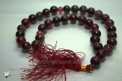 Beads from a kakholong of 12 mm.