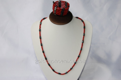 Beads - a bracelet (Magnet) from a natural stone