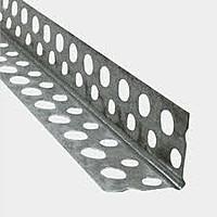 Corner aluminum punched 3,0m