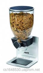 Dispenser for flakes